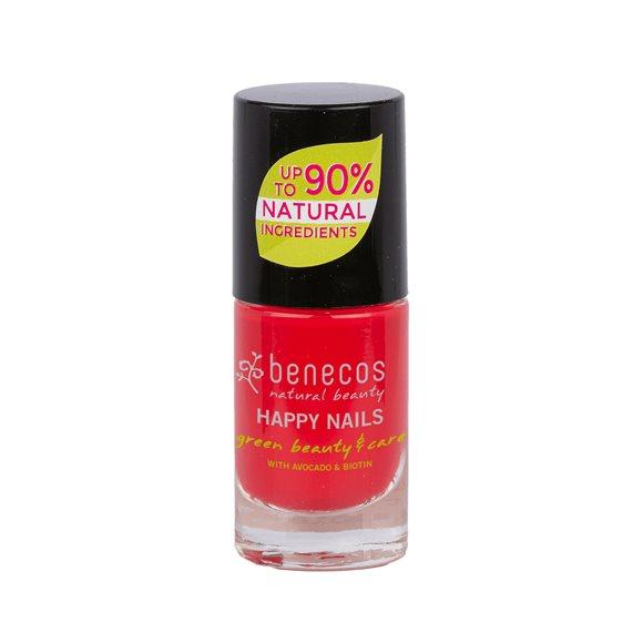 BENECOS Nail polish hot summer 5 ml