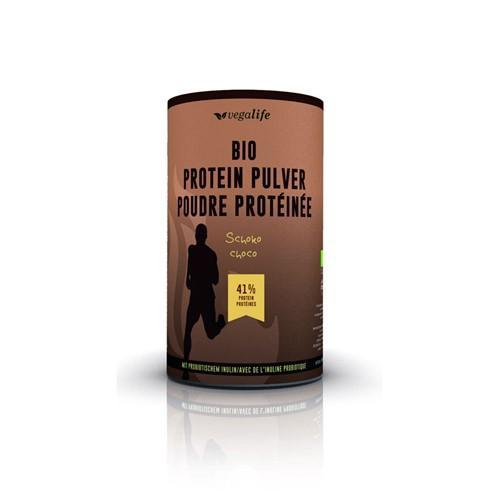 VEGALIFE Protein Pulver Schoko Ds 450 g