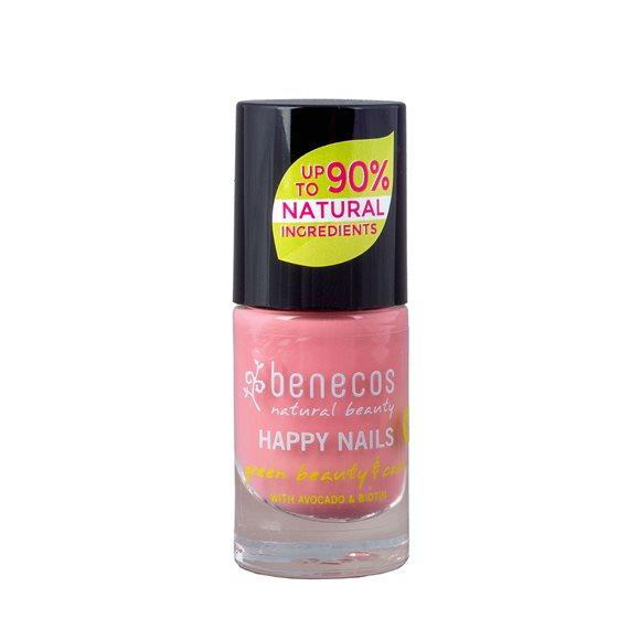 BENECOS Nail Polish bubble gum Fl 5 ml