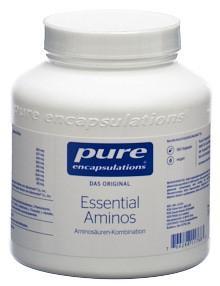 PURE Essential Aminos Kaps Ds 180 Stk