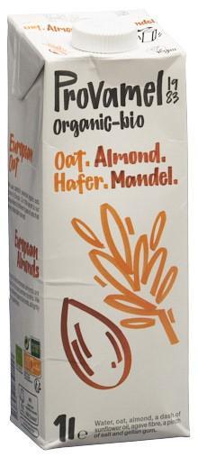 PROVAMEL Hafer-Mandeldrink Bio 1 lt