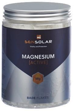 SENSOLAR Magnesium Flakes Ds 800 g