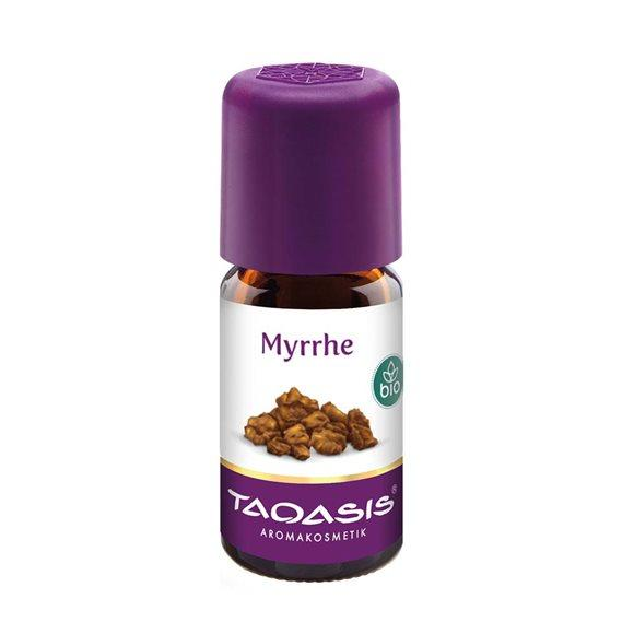 TAOASIS Myrrhe Äth/Öl BIO Fl 5 ml