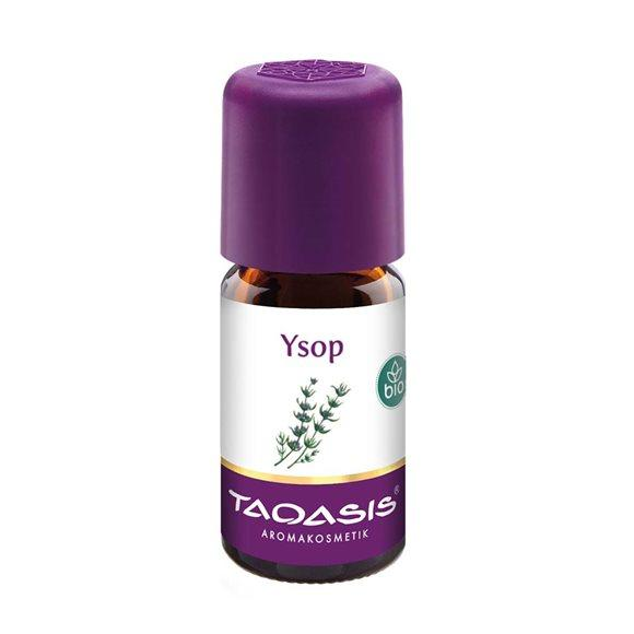 TAOASIS Ysop Äth/Öl BIO Fl 5 ml