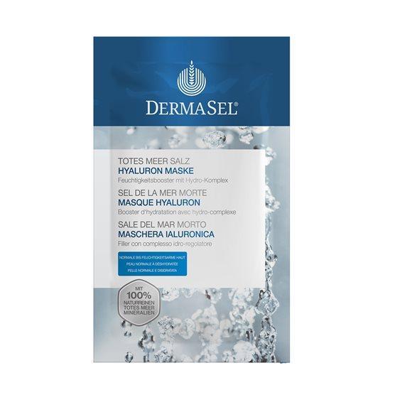 DERMASEL Maske Hyaluron D/F/I Btl 12 ml