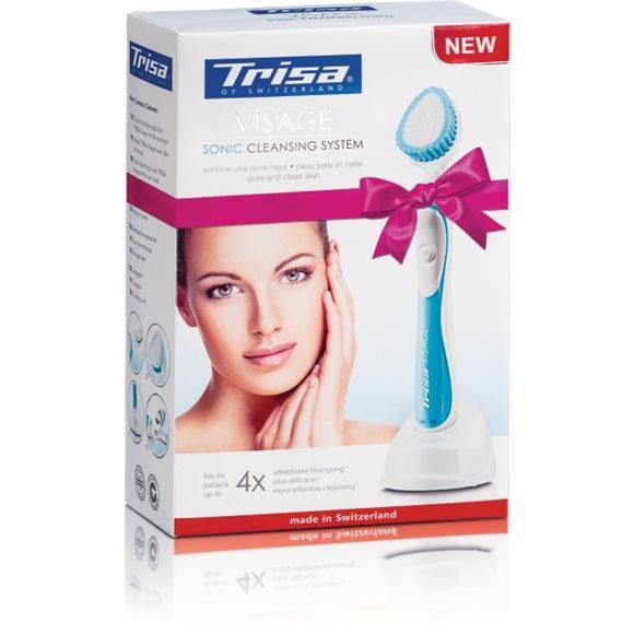 TRISA Visage Gesichtsreinigungsbürste Geschenk