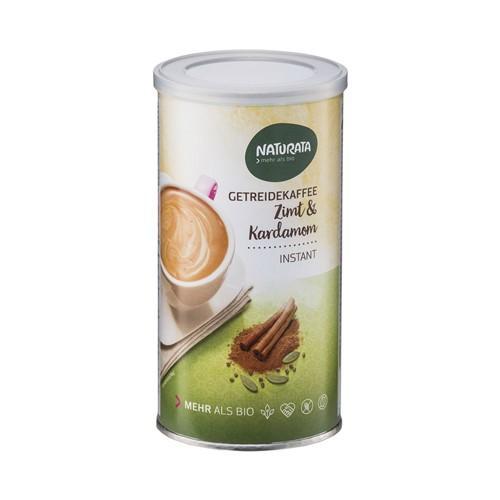 NATURATA Getreidekaffee Zimt Karda instant 125 g