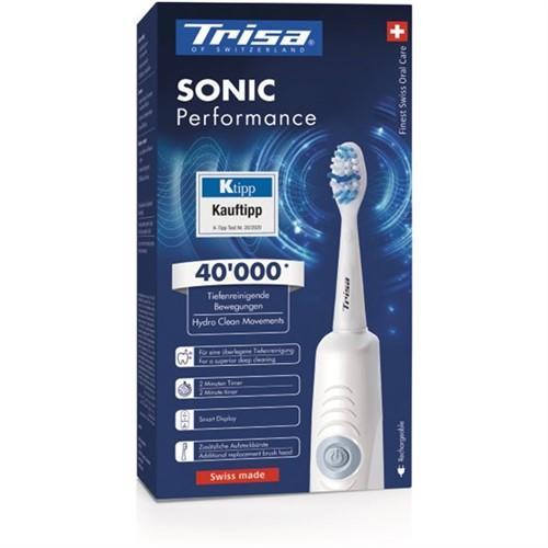 TRISA Sonic Performance Schallzahnbürste