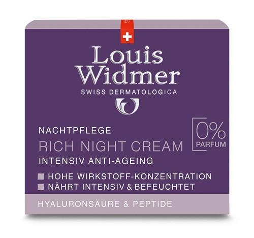 WIDMER Cr Riche Nuit Tagescr unparf 50 ml