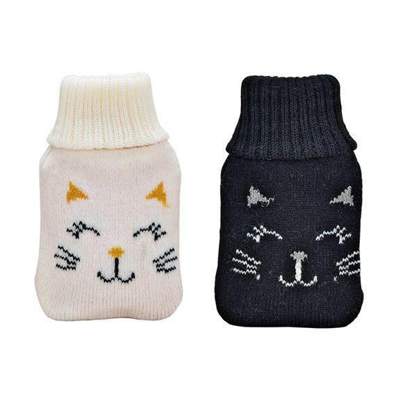 HERBORISTERIA Taschenwärmer Überzug Katze ass