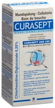 CURASEPT ADS 220 Mouthwash 0.2 % Fl 200 ml
