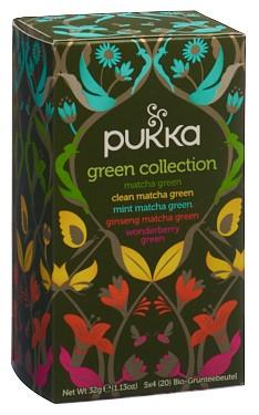 PUKKA Green Collection Tee Bio D Btl 20 Stk
