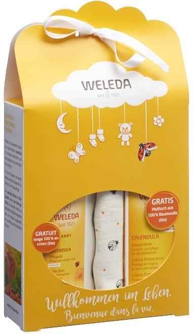 WELEDA Geschenkset Babypflege 2019