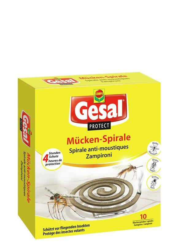 GESAL PROTECT Mücken-Spirale 10 Stk