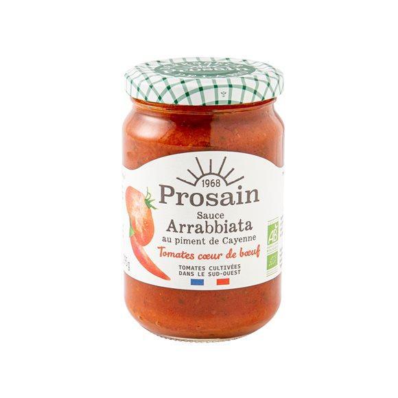 PRO SAIN Ochsenherztomaten-Sauce Arrab Bio 295 g