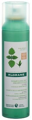 KLORANE Trockenshampoo Brennnessel getö Spr 150 ml