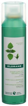 KLORANE Trockenshampoo Brennness (neu) Spr 150 ml