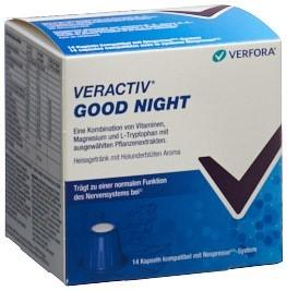 VERACTIV Good Night nesp Kaps 14 Stk