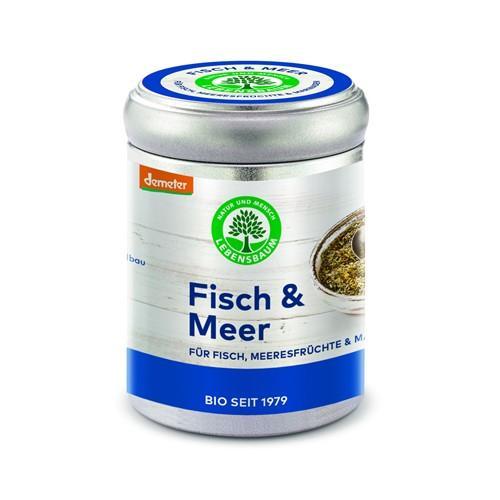 LEBENSBAUM Gewürzmischung Fisch & Meer Ds 55 g