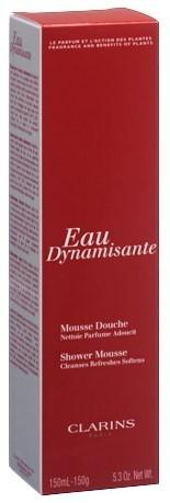 CLARINS EAU DYN Mousse Douche (re) 150 ml