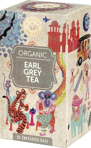 MINISTRY OF TEA Earl Grey Tee 20 x 1.5 g