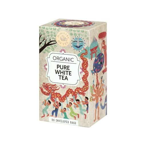 MINISTRY OF TEA Pure White Tee 20 x 1.5 g
