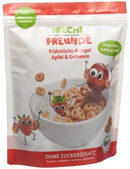 FRECHE FREUNDE Frühstücks-Kringel Apf&Er neu 125 g
