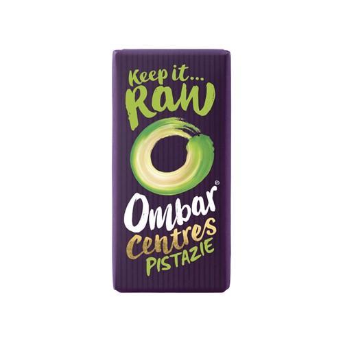 OMBAR Schokolade Centres Pistazie 35 g
