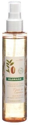 KLORANE Reichhaltiges Bodyöl Cupuaçublüte 150 ml