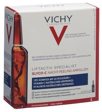 VICHY Liftactiv Ampullen Glyco-C DE/FR 30 x 2 ml