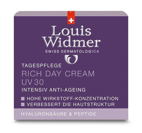 WIDMER Rich Day Cream UV30 parf 50 ml