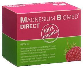 MAGNESIUM BIOMED direct Gran Stick 60 Stk