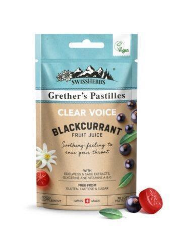 SWISSHERBS Grether's Pastilles BC o Z Btl 45 g