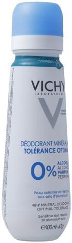 VICHY Deo Spray Optimale Verträglich 48H 100 ml