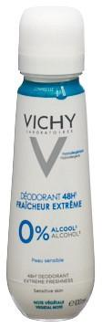 VICHY Deo Spray Intensive Frische 48H 100 ml