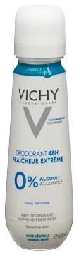 VICHY Deo Spray Intensive Frische 48H 100 ml