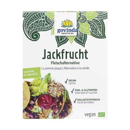 GOVINDA Jackfrucht-Fruchtfleisch Würfel Bio 200 g