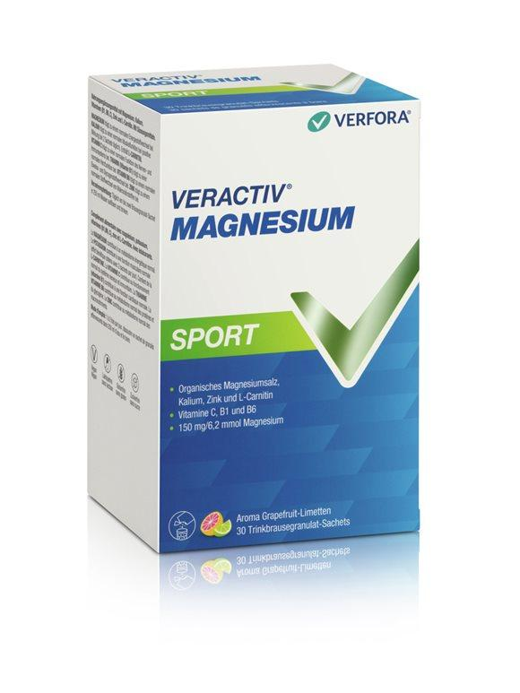VERACTIV Magnesium Sport Btl 30 Stk
