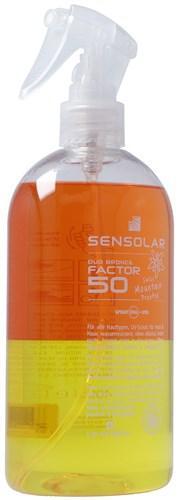 SENSOLAR Sonnenschutz o Emulgator LSF50 400 ml