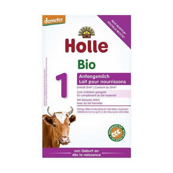 HOLLE Bio-Anfangsmilch 1 (neu) 400 g