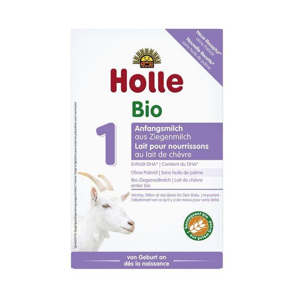 HOLLE Bio-Anfangsmilch 1 Ziegenmilch (neu) 400 g