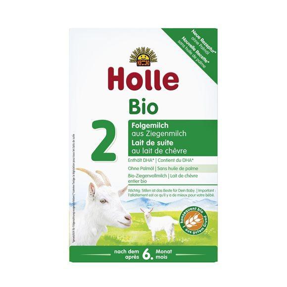 HOLLE Bio-Folgemilch 2 aus Ziegenmilch (neu) 400 g