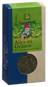 SONNENTOR Alles im Grünen Salatgewürz 15 g