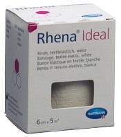 RHENA Ideal Elastische Binde 6cmx5m we neu
