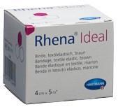 RHENA Ideal Elastische Binde 4cmx5m hf neu