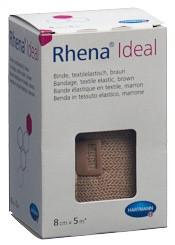 RHENA Ideal Elastische Binde 8cmx5m hf neu