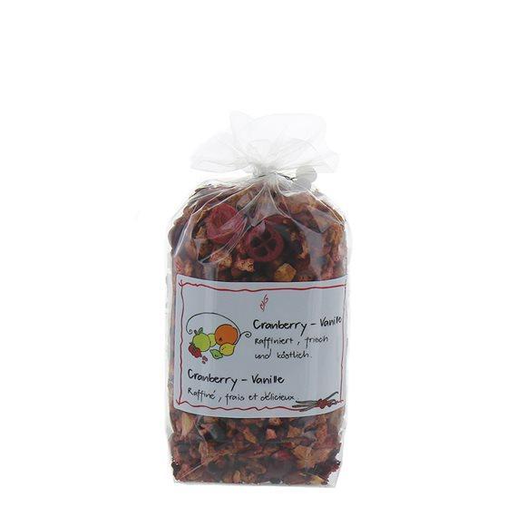 HERBORISTERIA Früchtetee Cranberry-Vanille 120 g