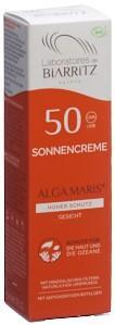 BIARRITZ Sonnencreme Gesicht LSF50 o Parfum 50 ml