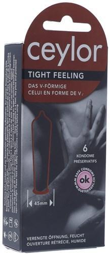 CEYLOR Tight Feeling Präservativ (neu) 6 Stk