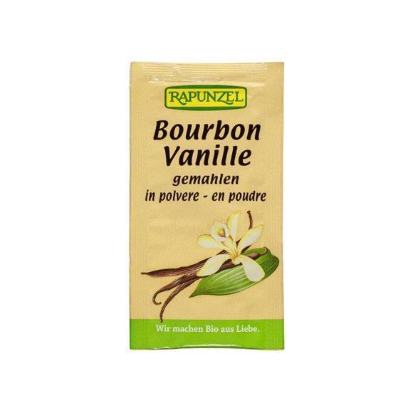 RAPUNZEL Vanillepulver Bourbon Glas 5 g